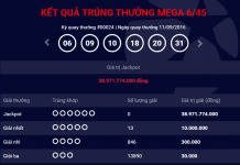 ket-qua-xo-so-mega-645-chu-nhat-ngay-11-9-2016-cu-vietlott